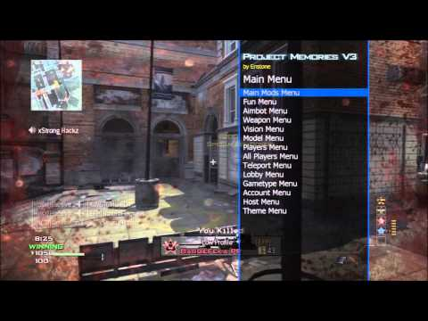 [MW3/PS3]1.24 Project Memories V3.7 CEX + DEX (CCAPI) by Hective