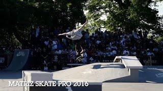 Lucas Xaparral - Matriz Skate Pro 2016