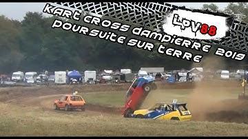 Kart Cross / Poursuite sur Terre - Dampierre les Conflans 2019
