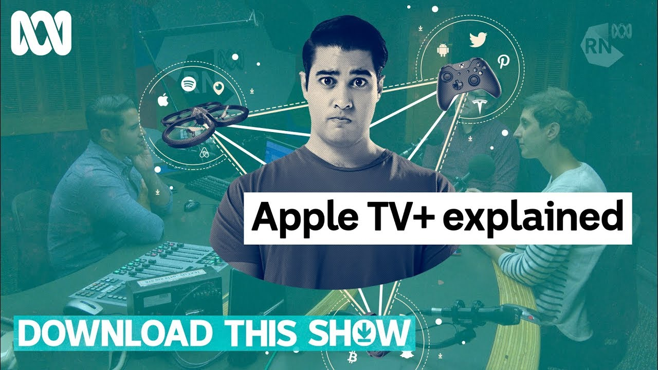 Apple TV+ explained | Download This Show - ABC News (Australia) thumbnail