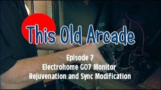 this old arcade episode 7 go7 rejuvenation and sync modification