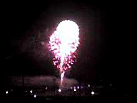 2008 Fireworks Finale Fort Payne, AL
