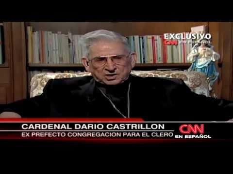 Habla el Cardenal Dario Castrillón sobre abusos aberrosexuales