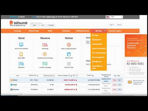 Bithumb Exchange Review By FXEmpire