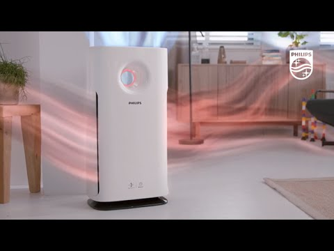 AeraSense, a new sensing technology for purifiers | Philips | AC3256