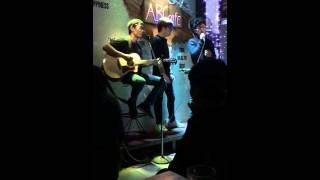 Chỉ còn lại tình yêu - Bùi Anh Tuấn ft Bùi Minh Hoàng - Guitar Acoustic - ABC cafe 06/03/2016