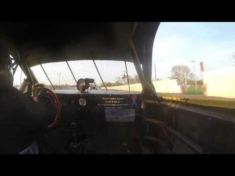 West Liberty Raceway Heat 04-23-16 - 86R