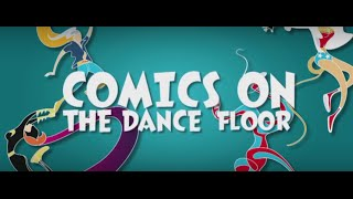 "Ritmo Metropolitano spettacolo di fine anno ""Comics on the dance floor"" 20/06/2015"