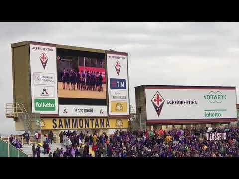 Fiorentina: in memoria di Davide Astori