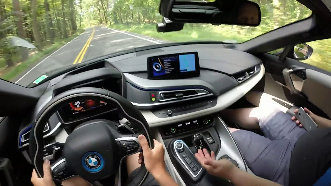 2015 Bmw I8 Pure Impulse Limited Edition P O V Review Youtube