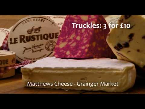 Matthew's Cheese Shop - TV Commercial