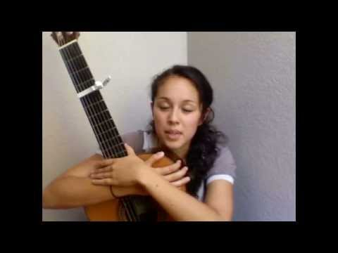 Fallin' For You - Colbie Caillat Cover