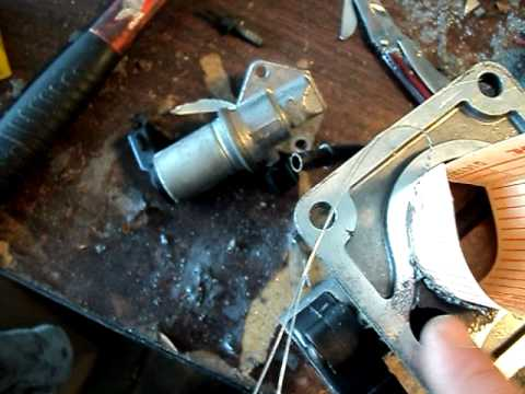 Bulletin 94 2 3 L Ford Iac Modification Youtube