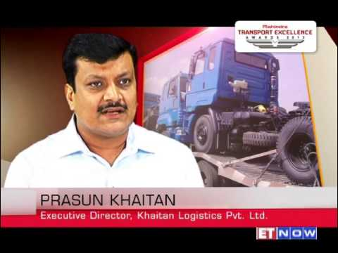 Reshaping the Transport Industry - Khaitan Logistics