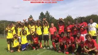 Oromo Ogadenia Somali Friendship and Solidarity Foot ball Match in Regensburg, Germany 03.09.2016