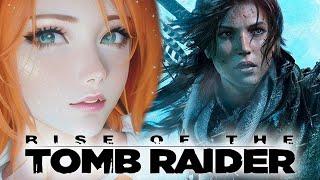 Вредная Tomb Raider, в поисках сокровища. | Rise of the Tomb Raider #2