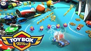 TOYBOX TURBOS (PC / PS3 / 360) - Sección Indie || Análisis / Review Español