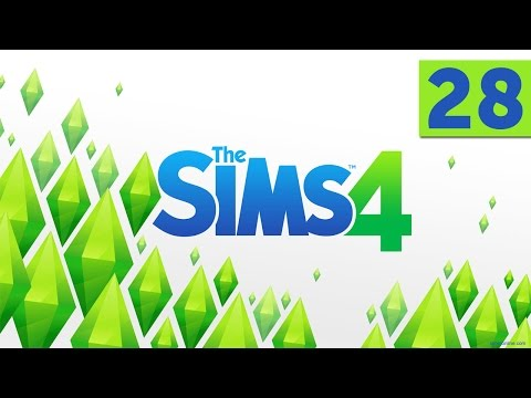 "The Sims 4 - Let's Play (w/ Facecam) - Part 28 - ""A Perfect Wedding"""