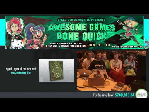 Awesome Games Done Quick 2015 - Part 167 - Pokemon Plays Twitch: round 2 by TASbot