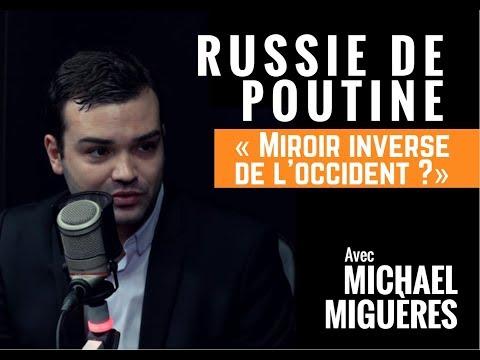 Michael Miguères: « La Russie est devenue le miroir inversé de l'Occident »