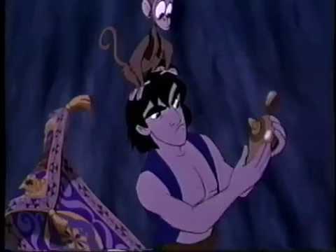 Aladdin - Special Edition (2004) Trailer 2 (VHS Capture)