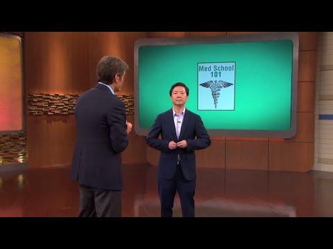"""Ken Jeong Plays """"Med School 101"""""""