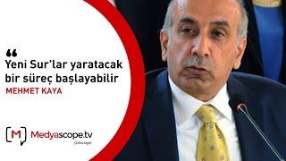 Mehmet Kaya: