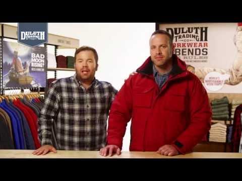 Duluth Trading Whaleback Jacket
