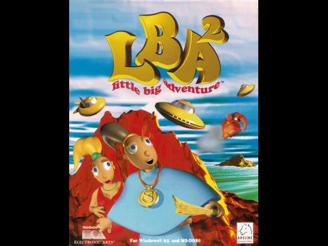Little Big Adventure 2 Soundtrack - 03 Honey B #1