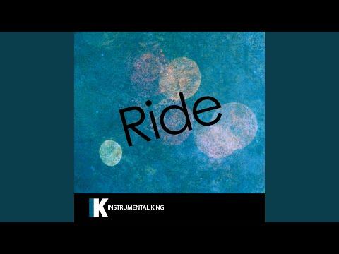 Ride (In The Style Of Twenty One Pilots) (Karaoke Version)