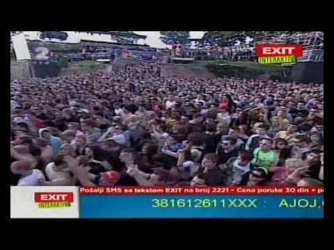 EXIT 2009 Sebastian Ingrosso b2b Steve Angello - Be vs. Satisfaction