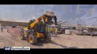 Centre école ast formation caces®: Engins de chantier 1 2 4 7 8 9 10 nacelle 1b 3b chariot
