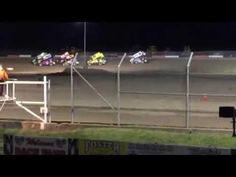305 Heat Race3 @Attica Raceway Park