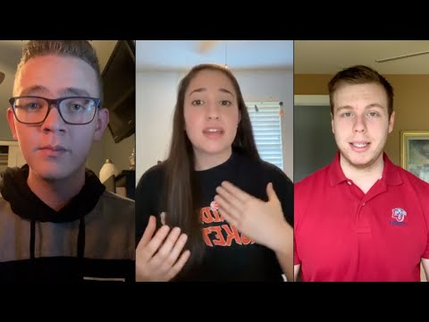 Students share how they've been affected by coronavirus