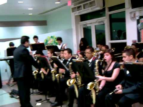 Hialeah Gardens Middle Jazz Band Brazil
