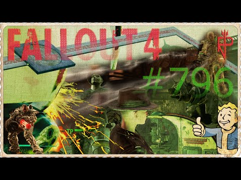Let's Play Fallout 4 Deutsch #796 – Das Atrium im Massachusetts State House [extra lang]