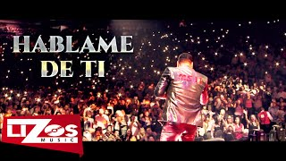 "BANDA MS ""EN VIVO"" - HABLAME DE TI (VIDEO OFICIAL)"
