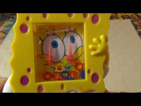 Видео: Вредные игрушки - Маленькая барби и Губка Боб