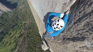 Big Wall《大岩壁》Full Film - A story behind the climb of The Nose on El Capitan
