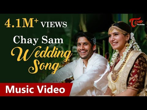 Samantha and Naga Chaitanya Wedding Song | by Shravana Bhargavi, Revanth, Vijay Kumar Kalivarapu