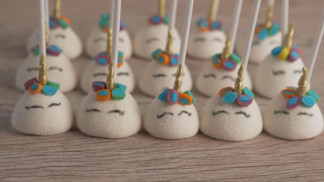 Fizcomfini Palitos De Unicornio De Marshmallow E Tubes Trolls
