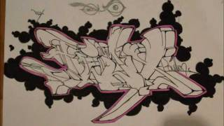 Graffiti Drawing 2012