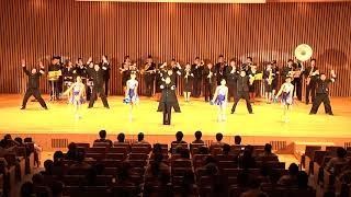 第49回七大戦 合同演舞演奏会 A-3 東京大学運動会応援部 演舞