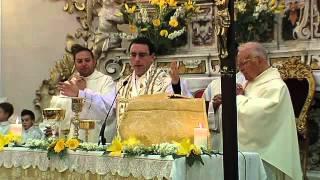 Repeat youtube video Santa Messa del Giovedì Santo Chiesa del Rosario 2013