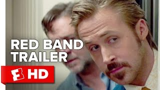 The Nice Guys Official Red Band Trailer #1 (2016) - Ryan Gosling, Russell Crowe Movie HD