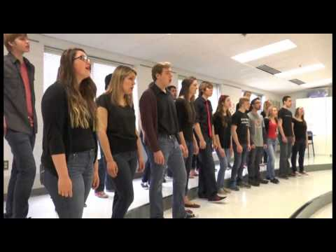 LTHS Choir - I Want to Know What Love Is - Foreigner