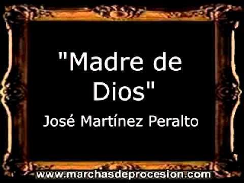 Madre de Dios - José Martínez Peralto [BM]