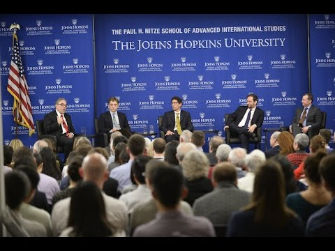 "Paulson Institute Hosts ""The China Exit Interview"""