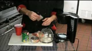 How to make Ramen noodles (Broke ass college Edition)