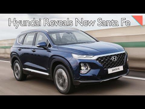 New Hyundai Santa Fe, Testing C-V2X Technology - Autoline Daily 2296